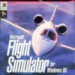 Microsoft Flight Simulator 95 (V6.0)