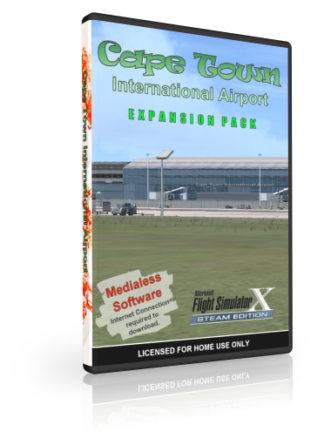 NMG Cape Town Intl Airport V4.4 (FSX)