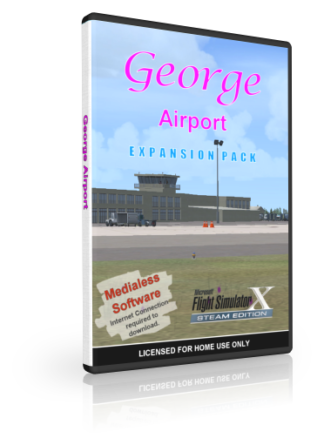 NMG George Airport V3.2 (FSX)