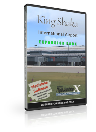 NMG King Shaka Intl Airport / Durban V2.4 (FSX)