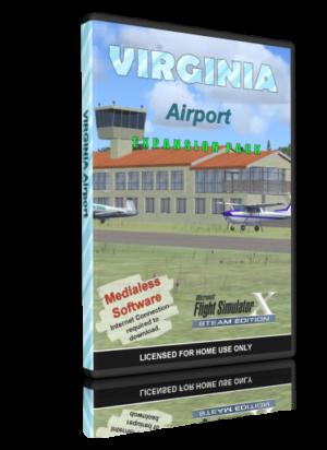 NMG Virginia Airport V1.3 (FSX)