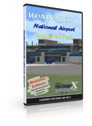 NMG Wonderboom Airport V1.3 (FSX)
