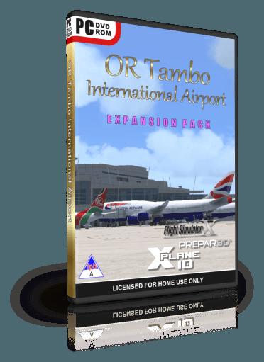 NMG OR Tambo Intl Airport / Johannesburg V4.3.1