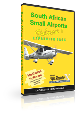 NMG South African Small Airports - Volume 1 (FSX)