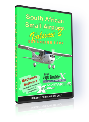 NMG South African Small Airports – Volume 2 (FSX)