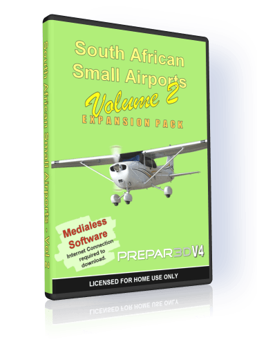 NMG South African Small Airports - Volume 2 (FSX)