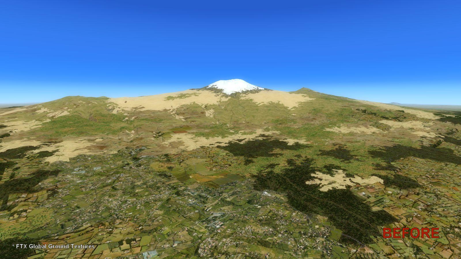 NMG Africa Terrain Mesh V1 5 (P3Dv4)