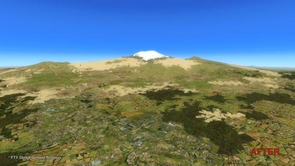 NMG Africa Terrain Mesh V1.5 (P3Dv4)