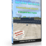 Durban International Airport for Prepar3D V4