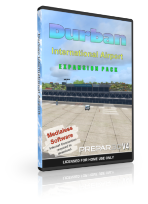 Durban International Airport for Prepar3D V4