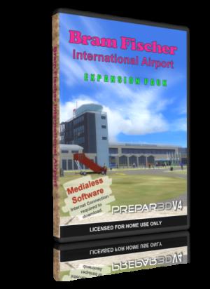 Bram Fischer Intl Airport V1.3 Released