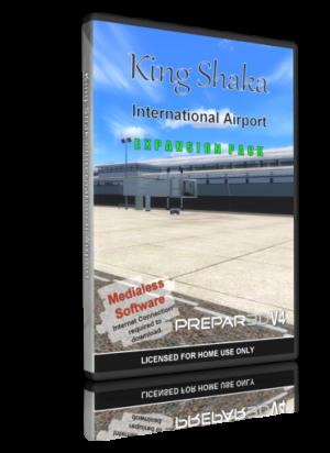 NMG King Shaka Intl Airport / Durban V2.4 (P3Dv4)