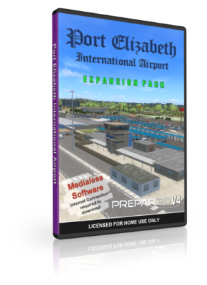 NMG Port Elizabeth Intl Airport V3.5 (P3Dv4)