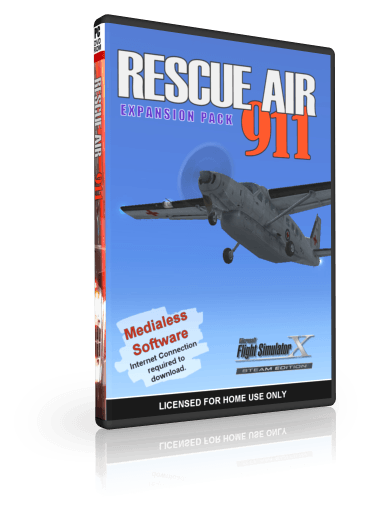 NMG Rescue Air 911 Mission Pack (FSX)
