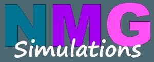 NMG Simulations Logo
