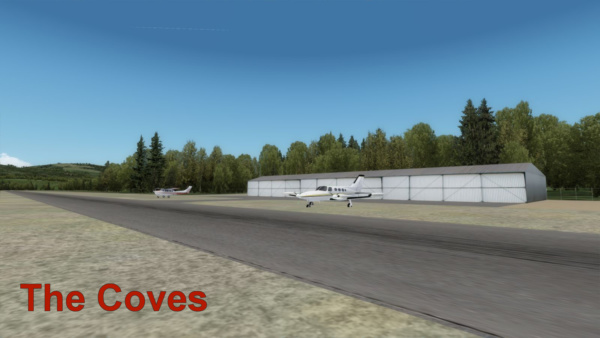 NMG South African Small Airports - Volume 1 (P3Dv4)