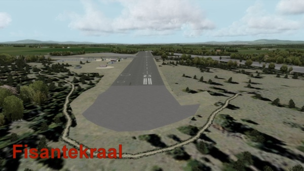 NMG South African Small Airports - Volume 2 (P3Dv4)
