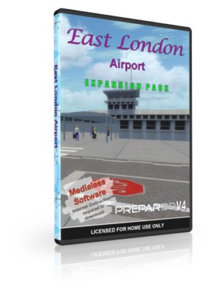NMG East London Airport V2.4 (P3Dv4)