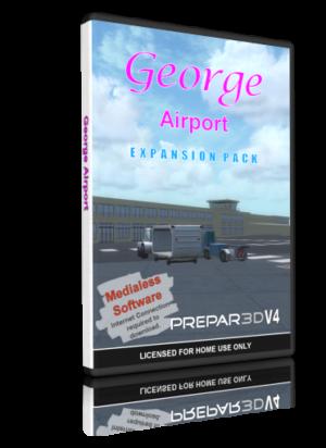 NMG George Airport V3.2 (P3Dv4)