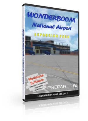 NMG Wonderboom Airport V1.3  (P3Dv4)