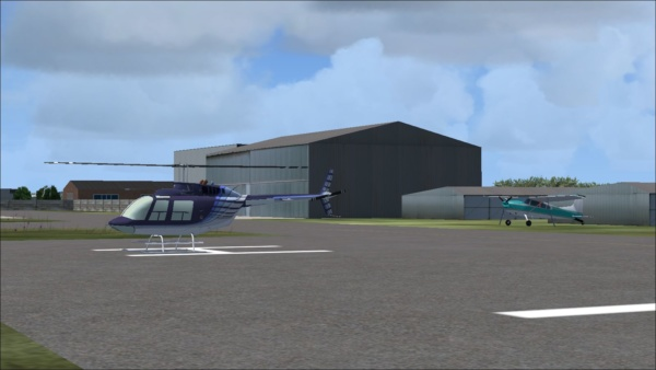 NMG East London Airport V2.4 (FSX)