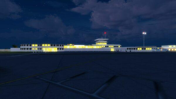 NMG East London Airport V2.4 (P3Dv4)