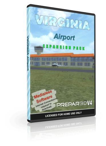 NMG Virginia Airport V1.3 (P3Dv4)
