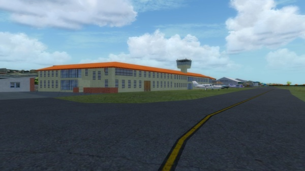 NMG Virginia Airport V1.3 (P3Dv4)