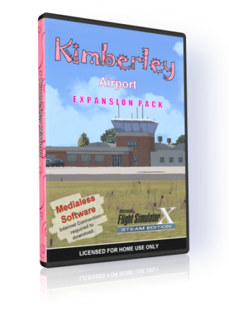 NMG Kimberley Airport V3.0 (P3Dv4)