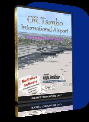 NMG OR Tambo Intl Airport / Johannesburg V5.0 (FSX)