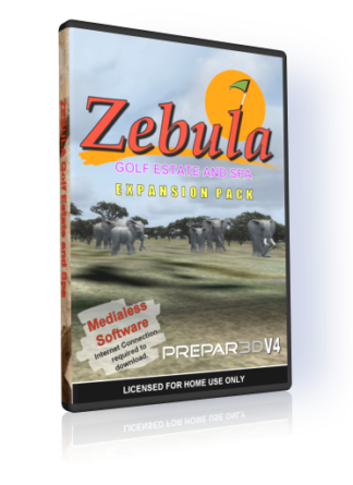 NMG Zebula Golf Estate and Spa V1.1 (P3Dv4)