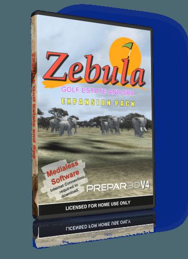 NMG Zebula Golf Estate and Spa V1.1 (P3Dv4)