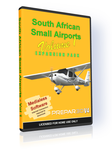 NMG South African Small Airports – Volume 1 (P3Dv4)