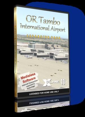 NMG OR Tambo Intl Airport / Johannesburg V5.0 (XP11)