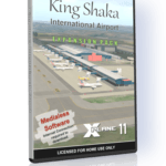 King Shaka Intl for X-Plane 11 released!