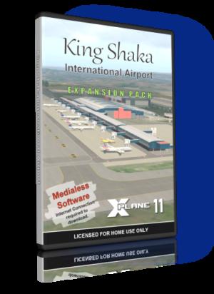 NMG King Shaka Intl Airport / Durban V2.4 (XP11)