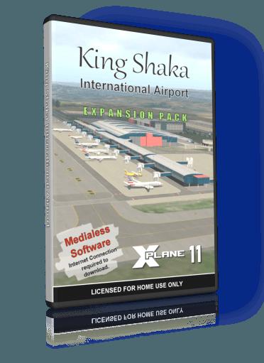 King Shaka Intl for X-Plane 11 released!