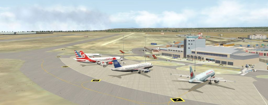 Bram Fisher Intl / Bloemfontein for X-Plane 11 released!