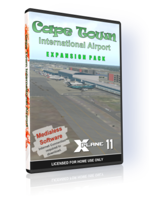 NMG Cape Town Intl Airport V4.4 (XP11)