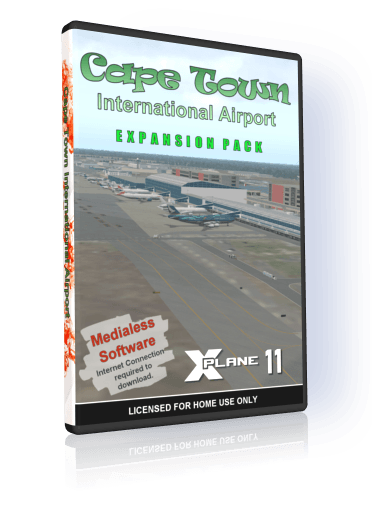 NMG Cape Town Intl Airport V4.4 (XP11)