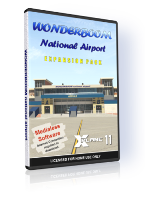 NMG Wonderboom Airport V1.3  (XP11)