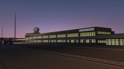 NMG Port Elizabeth Intl Airport V3.5 (XP11)