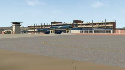 NMG Wonderboom Airport V1.3  (XP11)
