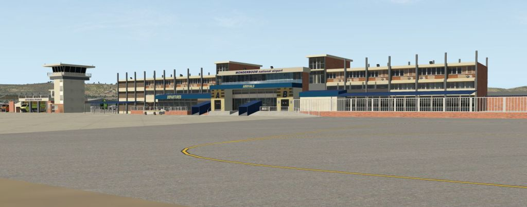 Wonderboom Airport Released!