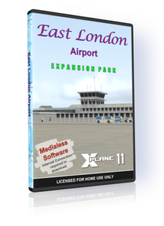 NMG East London Airport V2.4 (XP11)