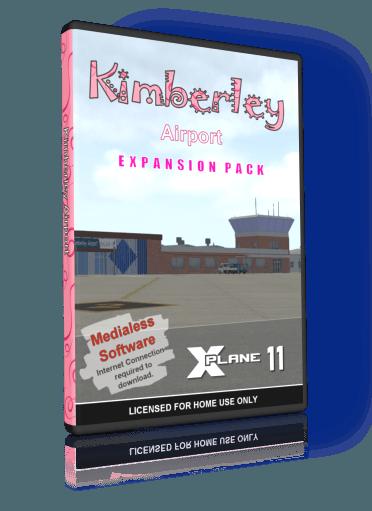 NMG Kimberley Airport V3.0 (XP11)