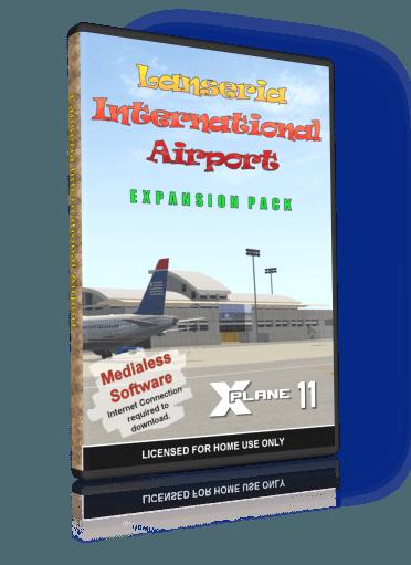 NMG Lanseria Intl Airport V4.0 (FSX)