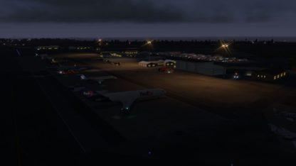 NMG East London Airport V2.4 (XP11)
