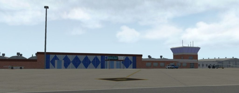 Kimberley Airport for X-Plane 11 Released!