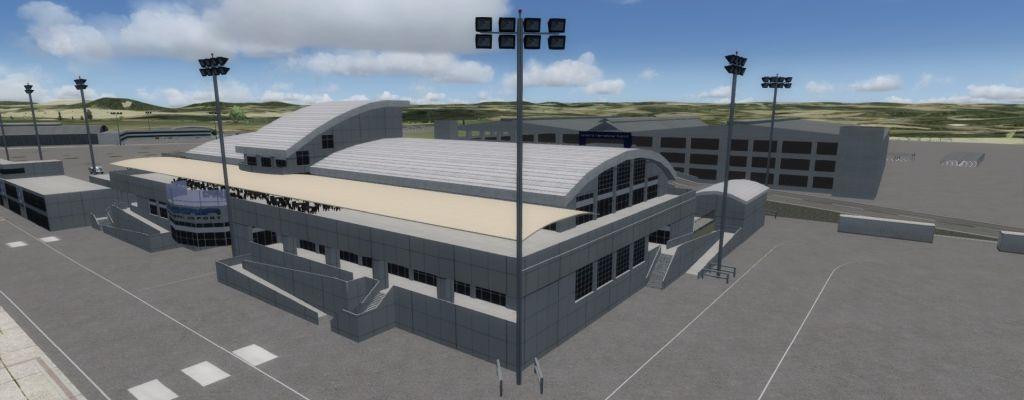 Lanseria International Airport V4 Released!